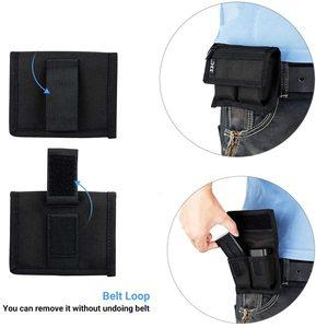 Image 4 - Batterie Pochette pour Carte Mémoire Sac De Rangement pour SD CF Cartes XQD pour Sony NP F550 NP FW50 NP FZ100 Canon LP E6 LP E8 LP E10 LP E12