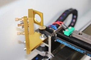 Image 5 - Free shipping 50w 4060 co2 laser engraving machine 220v/100v laser cutter machine laser CNC,High configuration laser engraver