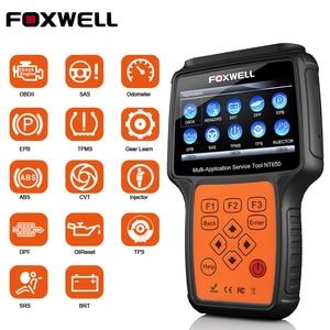 FOXWELL NT650 OBD2 Automotive