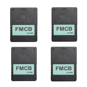 Free-Mcboot-Card FMCB OPL Playstation2 Sony Ps2 for V1.953 32MB/64MB