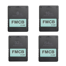 Carte McBoot gratuite FMCB pour Sony PS2 pour Playstation2 8 mo/16 mo/32 mo/64 mo carte mémoire v1.953 OPL MC Boot(China)