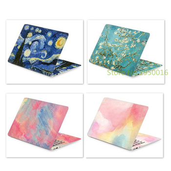 14/15/17 inch DIY Laptop Decal Sticker Laptop Skin Cover Universal for HP/Acer/Dell/ASUS/ Sony/Xiaomi/macbook air Notebook C26