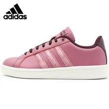 Original Adidas CF ADVANTAGE Womens Skateboarding Shoes Snea