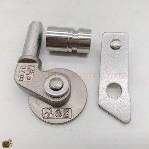 Image 5 - BM W550I 650I 750I N63 MGT2256S/MGT22S 769155 10 Turbo Phần Ống Thải Lục Lạc Flapper Nhà Cung Cấp AAA Bộ Tăng Áp Phần