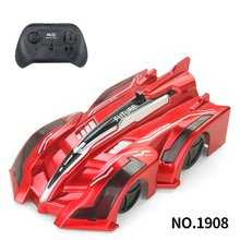 2019 Newest RC Wall Climbing Car Toy Remote Control Anti Gra