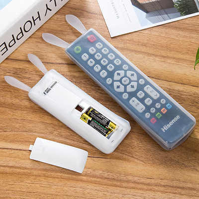 Food Grade Silicone Remote Cover Case TV Air Condition Home Stuff Protective Cover House Accessories Christmas