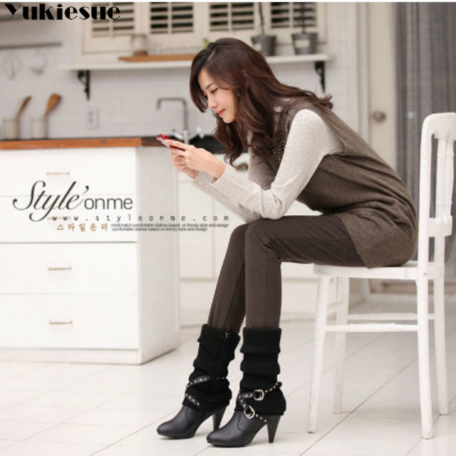 Winter Pencil Pant Leggings 6