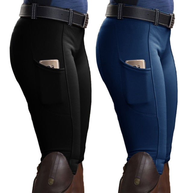 Womens Horse Racing  Spandex Trousers For Equestrian Riding Exquisite Design  4
