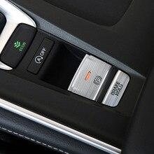Для Honda Accord 10th тормозные наклейки для кнопок интерьерные декоративные наклейки на лобовое стекло аксессуары для интерьера