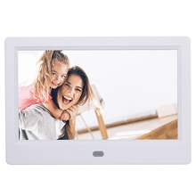 Digital-Photo-Frame Remote-Control Video-Player Smart MP3 with Speaker Music-Playing