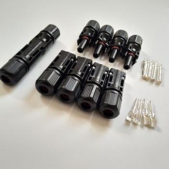 5 пар x Солнечный разъем + 1 пара гаечных ключей для 2, 5 мм, 2, 4 мм, 2, 6 мм2, Солнечный Кабель, солнечная панель