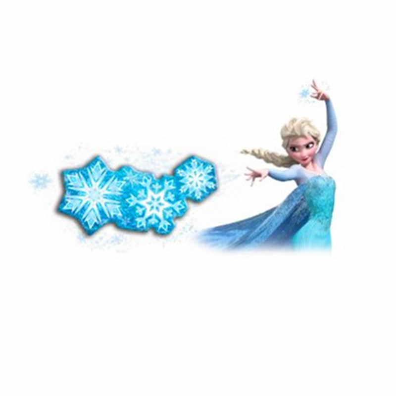 Disney dondurulmuş Elsa prenses stereoskopik duvar posteri gece lambası yaratıcı çocuk yatak odası duvar dekorasyon duvar lambası X4926