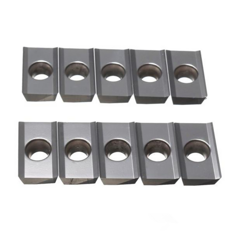 APKT1604 PDFR APKT 1604 MA H01 Aluminum Cutter Insert Cutting Tool Turning Tool CNC Tool AL +TIN Alloy Wood Milling Turning Tool