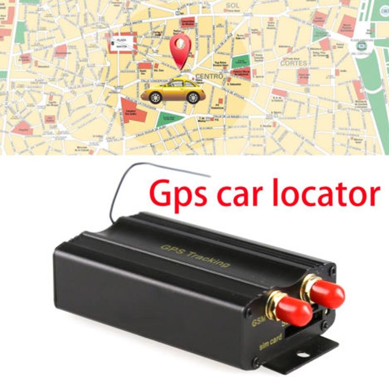 Vehemo 10m moto voiture GPS Tracker alarme GSM GPS Tracker Premium GPS Tracker SMS APP positionnement de la requête