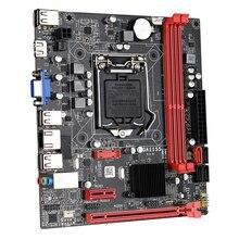 Kllisre B75 motherboard set with Intel Core I5
