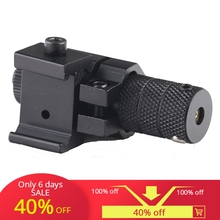 Tactical Red Dot Laser Sight Scope Mount 22mm Picatinny Rail Mount + 2x Hex Wrench Handgun Pistol Hunting lunette chasse caza