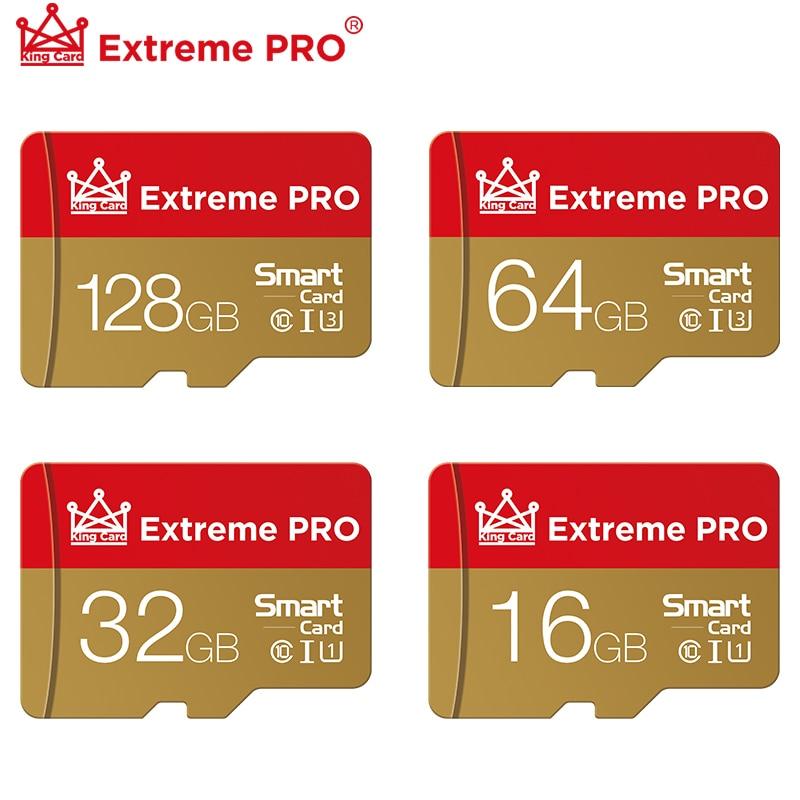 Лучшая Горячая микро SD карта класс 10 карта памяти 64 ГБ 128 ГБ Мини microSD флэш-накопитель 16 ГБ 32 ГБ картао де memoria TF карта для телефона