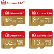 O melhor cartão de memória quente de class10 do cartão de memória 64 gb 128 gb mini movimentação do flash de microsd 16gb 32 gb cartao de memoria tf para o telefone