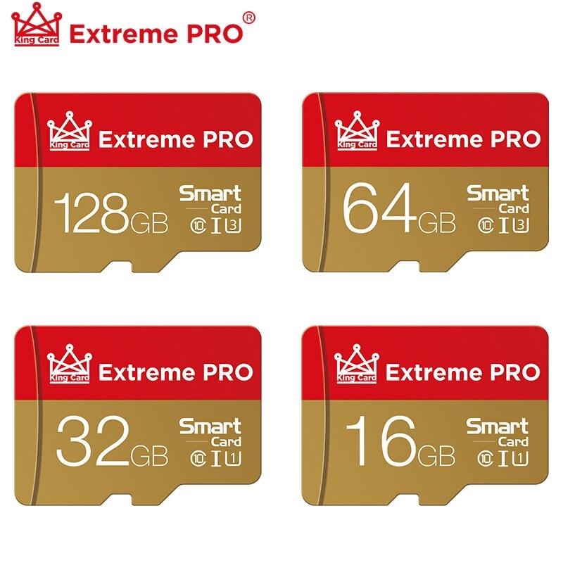 أفضل بطاقة ذاكرة ميكرو SD فئة 10 بسعة 64 جيجابايت 128 جيجابايت محرك ذاكرة ميكرو صغير 16 جيجابايت 32 جيجابايت بطاقة ذاكرة ميموري TF للهاتف