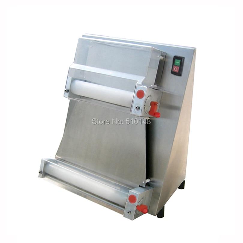 Şef Prosentials DR-1V Elektrikli Hamur Rulo 15 inç pizza basın tabakalama makinesi CE