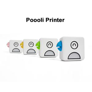 Image 1 - Poooli L1 L2 Bird Mobile Pocket Portable Mini 300 Dpi Photo Printer for Student Wrong Topic Sorting Print Picture List Banner