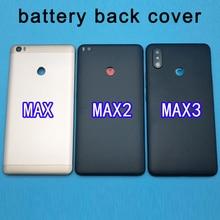 Per Xiao mi mi MAX 3 COPERCHIO della Batteria Porta Posteriore Dellalloggiamento Della Parte posteriore Di Caso MAX3 mi ddle telaio per Max2 Xiao mi mi Max 2 Coperchio della Batteria Sostituire