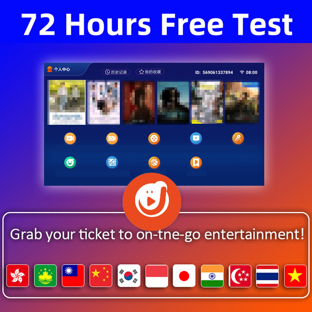 $ US $29.99 year IPTV subscription for IPTV Singapore/USA/Malaysia/HK,TW,Korea,Japan,Indonesia/Phlippines/Thailand for smart android tv box