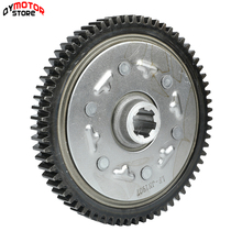 Primary-Gear Engines Clutch Kick-Starter Dirt-Pit-Bike Motorcycle 125cc Manual 67