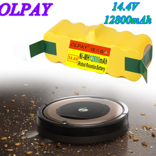 2020 High Capacity 12800mAh 14.4V Battery For iRobot Roomba Vacuum Cleaner 500 530 540 550 620 600 650 700 780 790 870