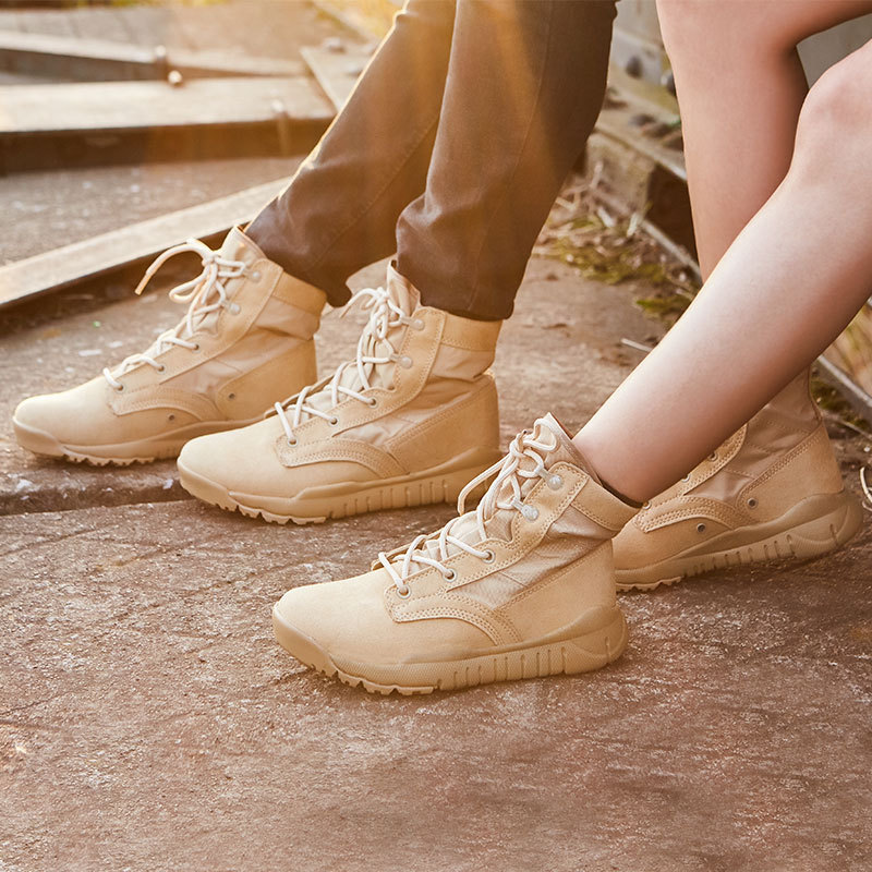 Ultra-Light Combat Boots CQB. Swat Low Top Combat Boots Tactical Boots Special Forces Army Fans Boots Hiking Boots Summer