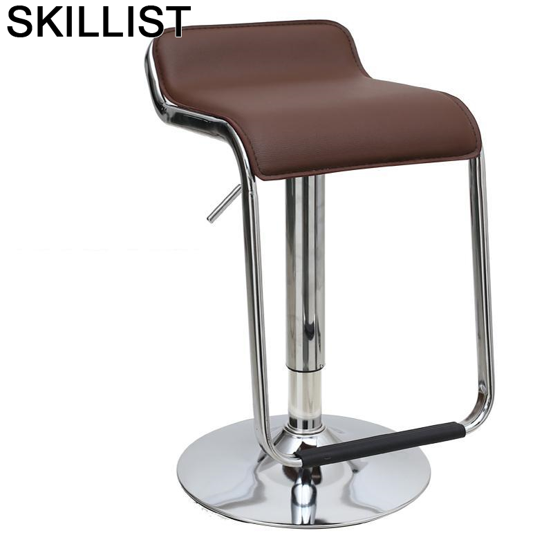 Cadeira Sgabello Sedie Stoelen Stoel Sedia Barkrukken Taburete Comptoir Silla Stool Modern Tabouret De Moderne Bar Chair