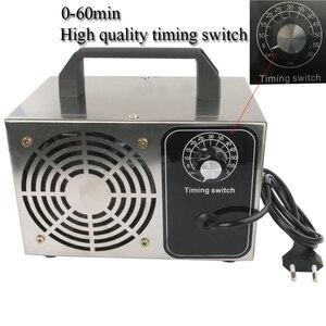 Image 3 - Tragbare Ozon Generator 220V 24g ozonisator Luft Reiniger Sterilisation Reinigung Ozono Generator Deodorant Desinfektion ausrüstung