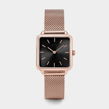 Top Brand Square Women Bracelet Watch Gold Luxury Wrist Watches for Women Girl Fashion Quartz Watch Dress Ladies Quartz Clock ladies fashion luxury bracelet watches quartz watch women wrist watches female clock relojs mujer kicadn top brand girls gift