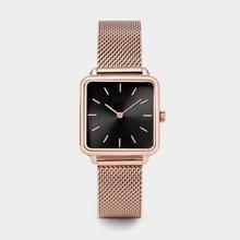 Top marka plac kobiety bransoletka zegarek złoty luksusowe zegarki dla kobiet dziewczyna moda zegarek kwarcowy sukienka zegarek kwarcowy dla pań tanie tanio GoGoey QUARTZ NONE CN (pochodzenie) ALLOY Nie wodoodporne simple 13mm Brak Akrylowe Top Brand Square Women Bracelet Watch