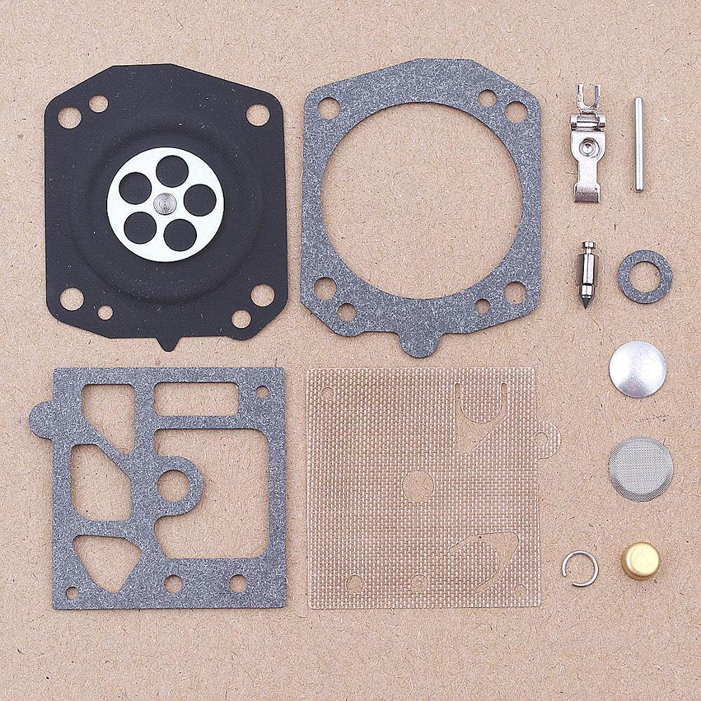 Carburetor Repair Rebuild Kit Fit Husqvarna 351 350 346 359 359 EPA 357 357XP ECHO CS5000 CS5500 CS6700 CS8000 Walbro K22-HDA