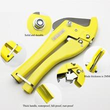 Pipe Cutter Scissors Pipe Cutter Hose Cutting Hand Tool Aluminum Alloy / PP / PE High Quality PVC / PU 1 Piece 25mm Carbon Steel