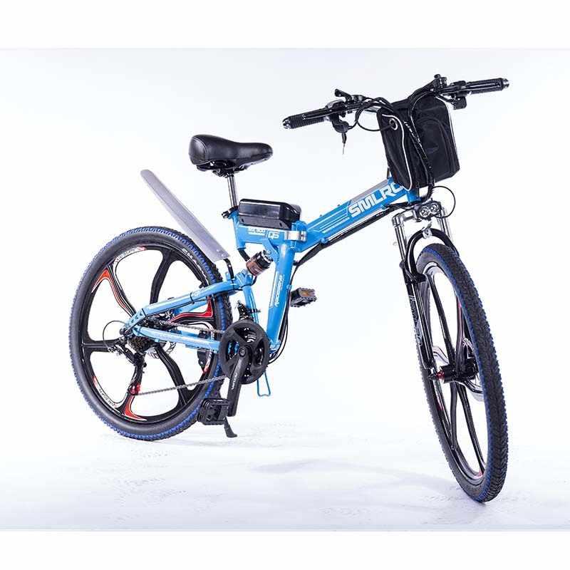 Электрический велосипед YTL, 26 дюймов, 48 В, 10 А · ч, интегрированное колесо, 350 Вт/500 Вт, макс. мотор, ebike onsale