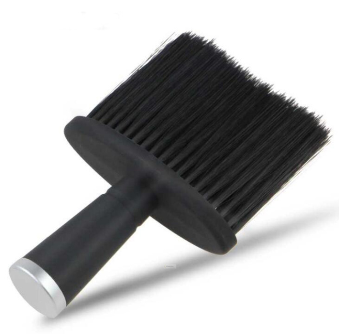 1pc Soft Hair Dust Brush Neck Face Duster Barber Hair Sweeping Brush Salon Cutting Brush Styling Tools