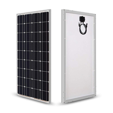 18V 100W/200W/300W/400W Monocrystalline Solar Panelสำหรับ 12Vแบตเตอรี่ชาร์จพลังงานแสงอาทิตย์พลังงานระบบแผงเซลล์แสงอาทิตย์ 100W