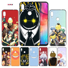 Ansatsu Kyoushitsu Anime Coque Cover Phone Case For Samsung Galaxy A30 A50 A70 J4 J6 J8 A6 A8 A7 A9 Plus 2018 M10 M20 M30 M40 Ca(China)
