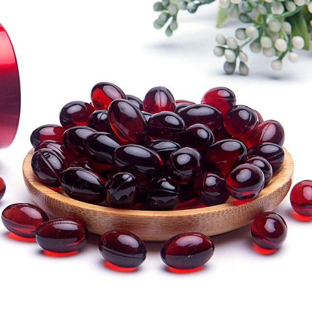 Krill Oil Pure Omega 3 Fatty Acids EPA/DHA Astaxanthin Softgels
