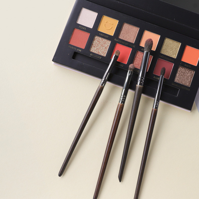 OVW Professional Makeup Brush Set Point Shader Small Blending Brush pinceaux maquillage yeux pedzle do make up zestawy 1
