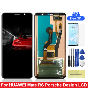 6,0 ''экран дисплея для HUAWEI Mate RS, ЖК-дисплей, сенсорный экран, дигитайзер, запчасти для Huawei MateRS, экран