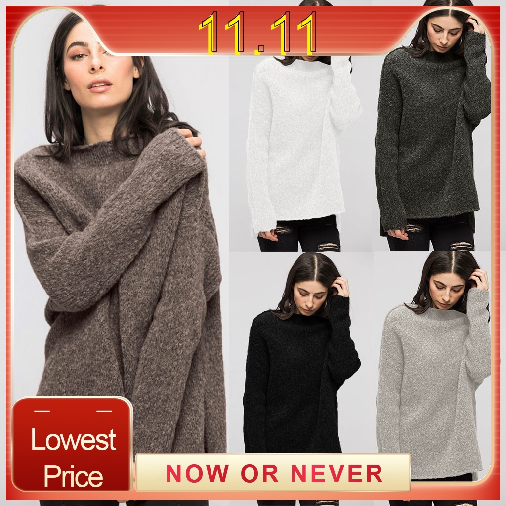 Pullover women's sweaters autumn winter O-neck long-sleeved short paragraph bottoming shirt women's version of the loose