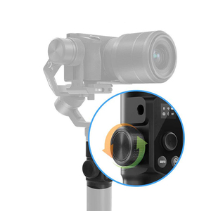 Image 2 - FeiyuTech Official G6 Max 3 Axis Handheld Camera Gimbal Stabilizer for RX100Ⅳ for GoPro Hero 7 Smartphone for Canon EOSM50