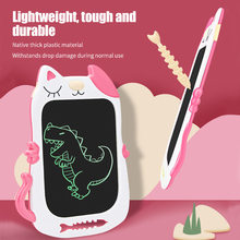 8.5 inch Sleepy cat LCD writing board LCD light energy electronic cartoon painti