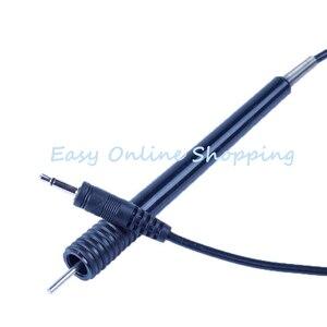 Image 3 - 6 نصائح أصل الأسنان SJK مختبر الرقمية الكهربائية الشمع كارفر سكين مزدوج نحت القلم قلم رصاص
