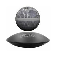 New version the original Star Wars STARWARS death star maglev bluetooth wireless stereo rotating 360 degree speakers