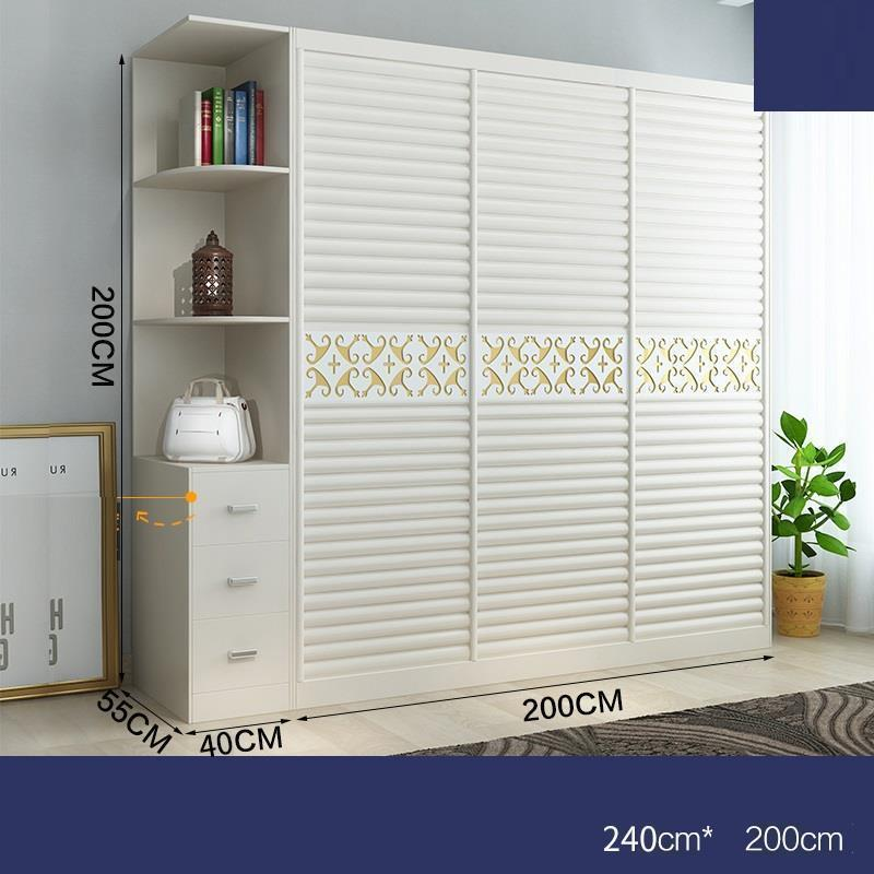 Meuble Bedroom Mobili Wood 32
