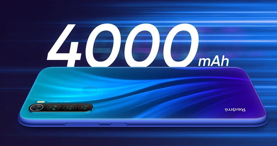 "H72ffb68463e14cbc9d795e192ced3bb22 In stock Global ROM Xiaomi Redmi Note 8 4GB 64G 48MP Quad Camera Smartphone Snapdragon 665 Octa Core 6.3"" FHD Screen 4000mAh"